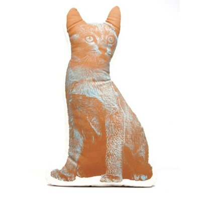 Fauna Organic Cotton Cat Cushion