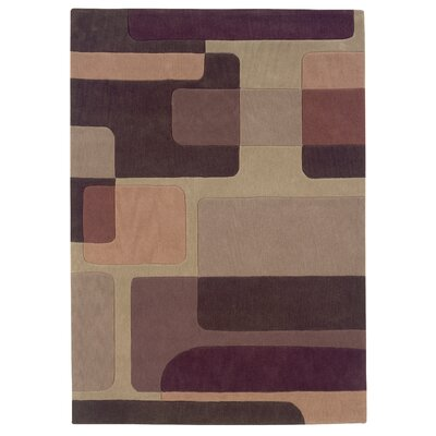 Trio Beige/Chocolate Rug