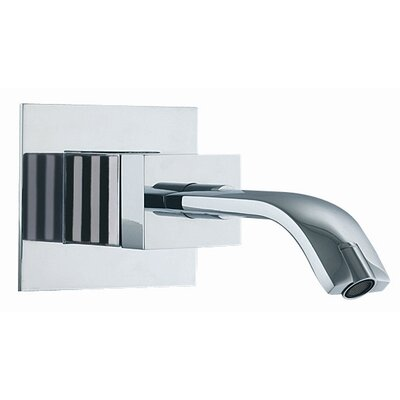 Fima by Nameeks Bio Wall Mounted Bathroom Sink Faucet with Single Lever Handle