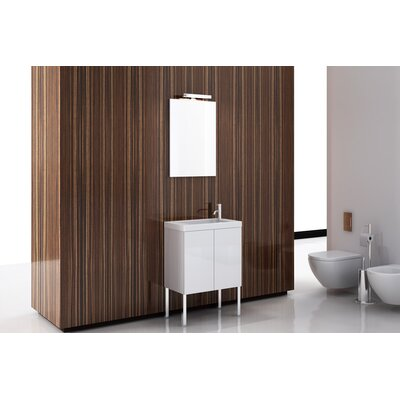 "Iotti by Nameeks Happy Day 23"" Footed Bathroom Vanity Set with Feet"