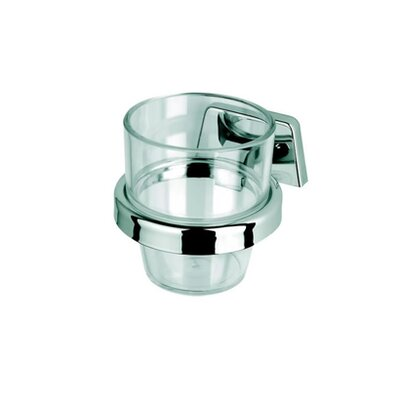 Geesa by Nameeks Standard Hotel Tumbler Holder in Chrome
