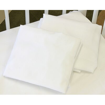 L.A. Baby 100% Cotton Crib Knitted Sheet