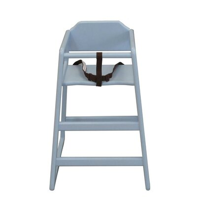 L.A. Baby Stackable High Chair