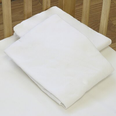 L.A. Baby Cotton Compact Crib Sheet