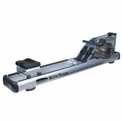 Water Rower M1 Lo-Rise Commercial Rowing Machine