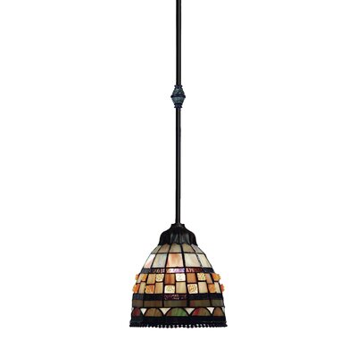 Landmark Lighting Corona 1 Light Mini Pendant