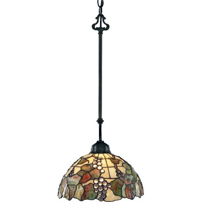 Landmark Lighting Harvest 1 Light Pendant