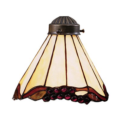 "Landmark Lighting Mix-N-Match 7.5"" Glass Shade"