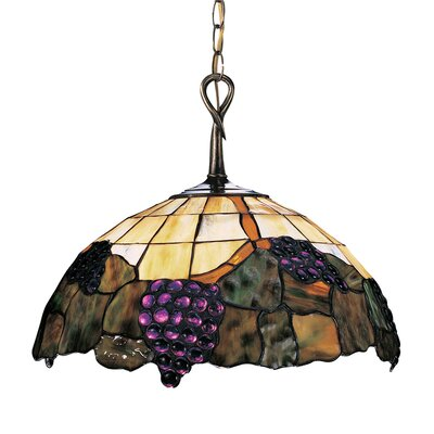 Grapevine 2 Light Pendant