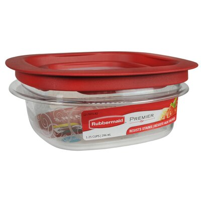 Rubbermaid 1.25 Cup Premier Food Storage Container