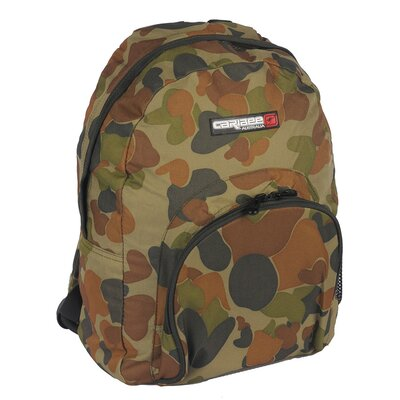 Caribee Ghana Day Pack in Camo
