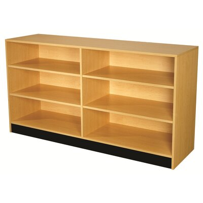 "Sturdy Store Displays 38"" x 48"" Wrap Counter Shelf Unit"