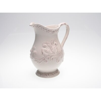 Firenze Ivory Pitcher by Pamela Gladding