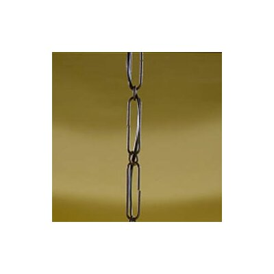 "Kichler 36"" Decorative Chain in Tannery Bronze"