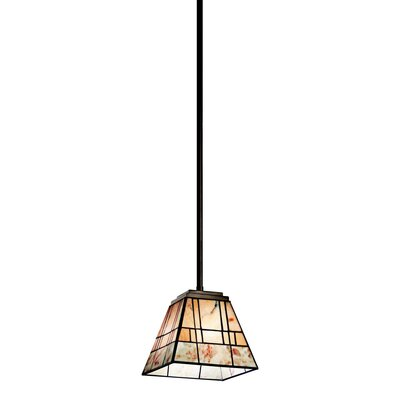 Kichler Prairie Ridge 1 Light Mini Pendant