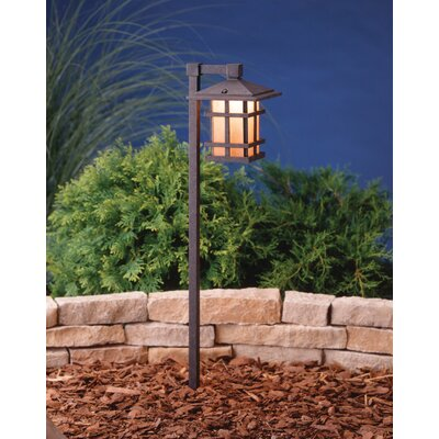Kichler Aged Bronze Cross Creek Garden Path Light