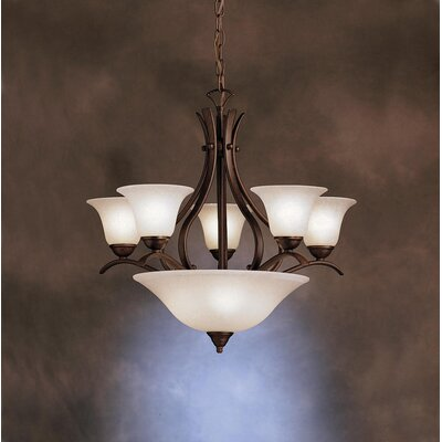 Kichler Dover 8 Light Chandelier