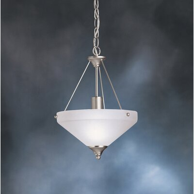 Kichler Family Spaces 1 Light Convertible Pendant