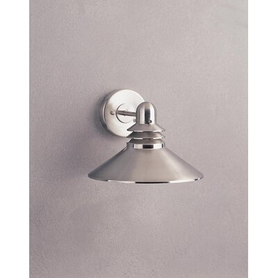 Kichler Grenoble Wall Lantern in Brushed Nickel