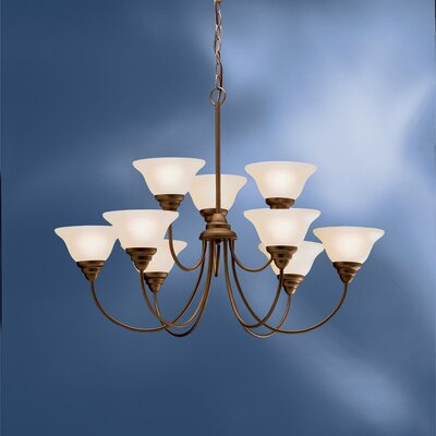 Kichler Telford 9 Light Chandelier