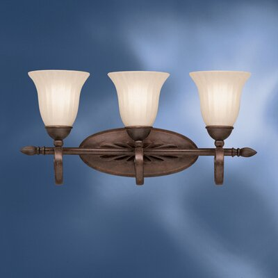 Kichler Willowmore 3 Light Vanity Light