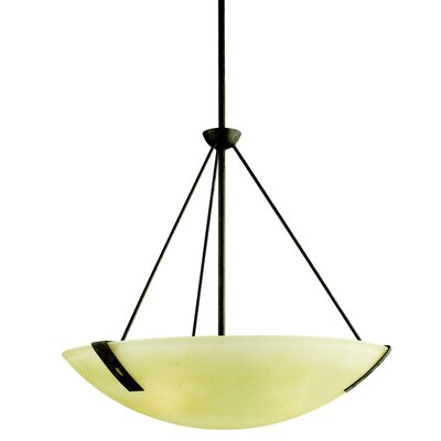 Kichler Montara 3 Light Inverted Pendant