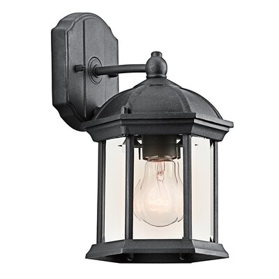 Kichler New Street USA Outdoor Wall Lantern