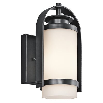 Kichler Westport 1 Light Outdoor Wall Lantern
