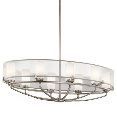 Kichler Saldana 8 Light Chandelier