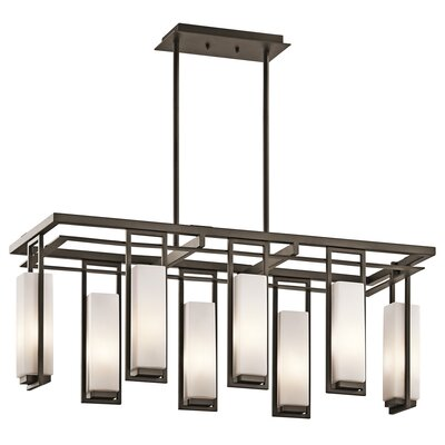 Kichler Perimeter 8 Light Chandelier