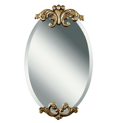 Kichler 21&quot; Hand Painted Mirror