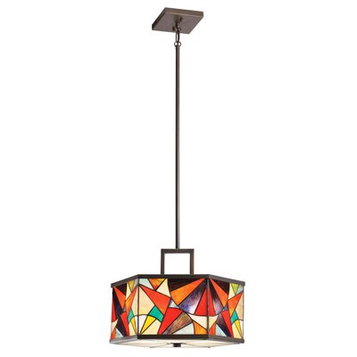 Kichler Carnival 3 Light Semi Flush/Pendant