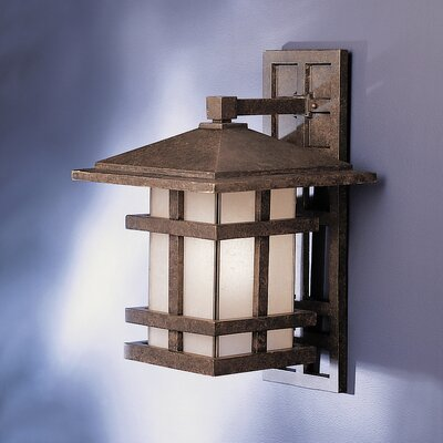 Kichler Cross Creek Outdoor Wall Lantern