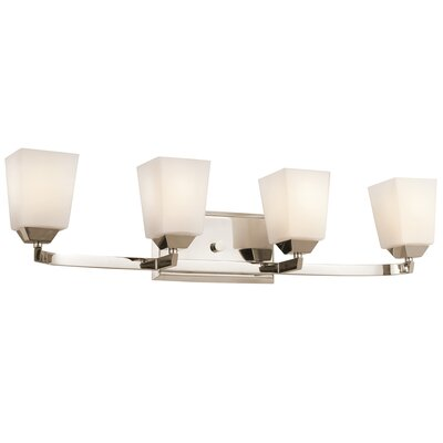 Kichler Chepstow 4 Light Bath Vanity Light