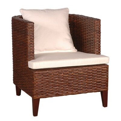 Jeffan Ellese Fabric Lounge Chair