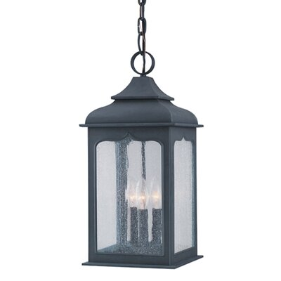 Troy Lighting Henry Street 1 Light Hanging Lantern
