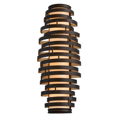 Corbett Lighting Vertigo Large Three Light Wall Sconce