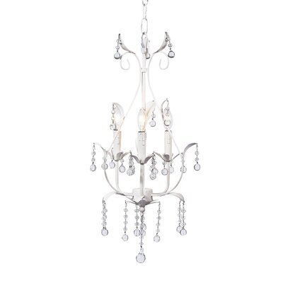 Jubilee Collection Pear 3 Light Chandelier