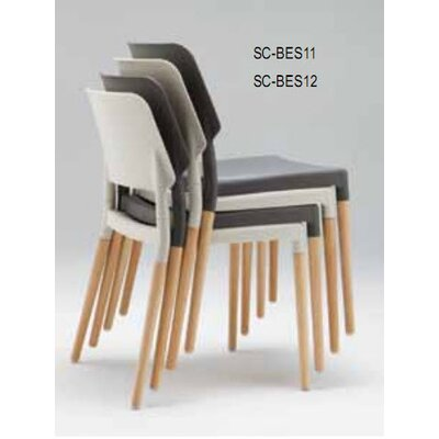 Santa & Cole Belloch Stackable Chair