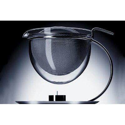 mono Mono Filio Teapot with Integrated Warmer by Tassilo von Grolman