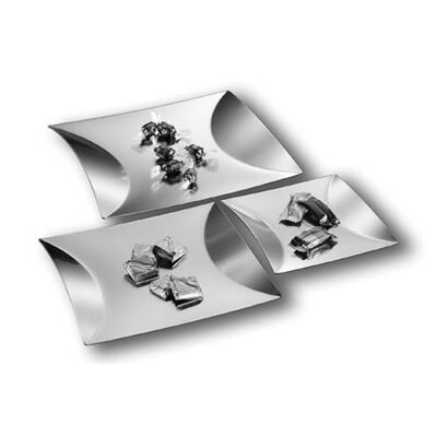 mono Mono Cimetric Square Trays (Set of 3) by Eva Eisler
