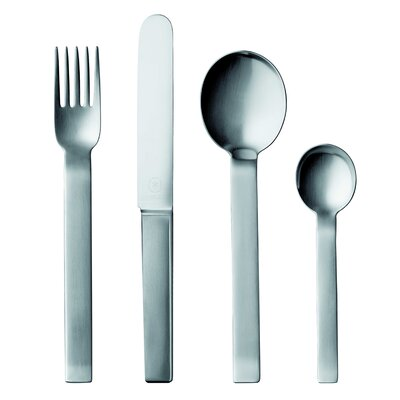 POTT 35 Collection Stainless Steel 20 Piece Flatware Set