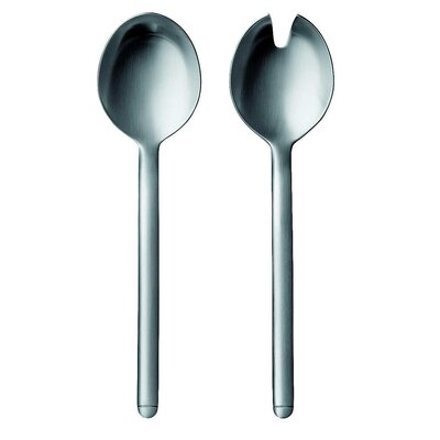 POTT 33 Collection Stainless Steel 2 Piece Salad Set