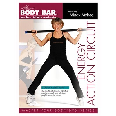 BodyBar Energy Action Circuit DVD