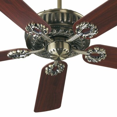 "Quorum 52"" Empress 5 Blade Ceiling Fan"