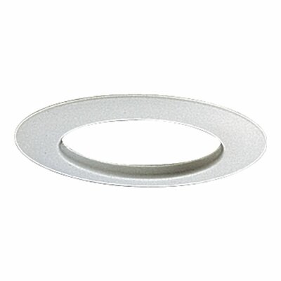 "Quorum 8""  150W Open Metal Recessed Lighting Trim in White"