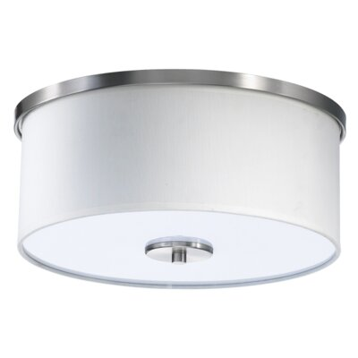 Quorum Cirrus 2 Light Flush Mount