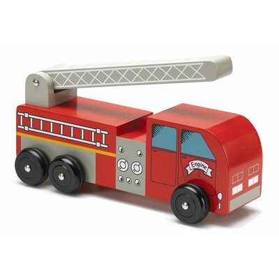 The Original Toy Company Town Trucks Fire Engine