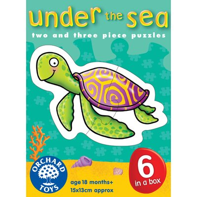 The Original Toy Company Under The Sea Puzzle