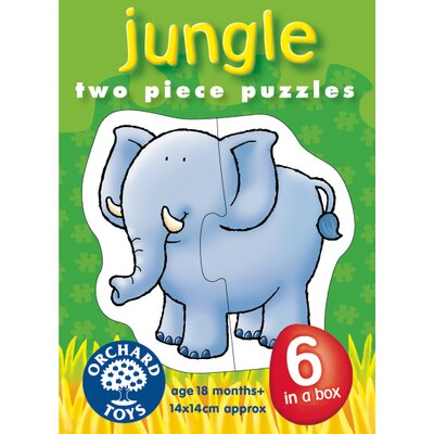 The Original Toy Company Jungle Puzzle